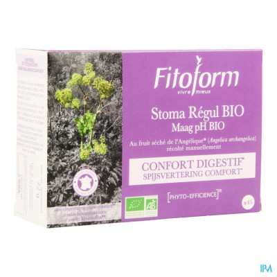 Stoma Blister Comp 45 Fitoform