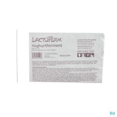 LACTOFERM YOGHURT FERMENT 3G