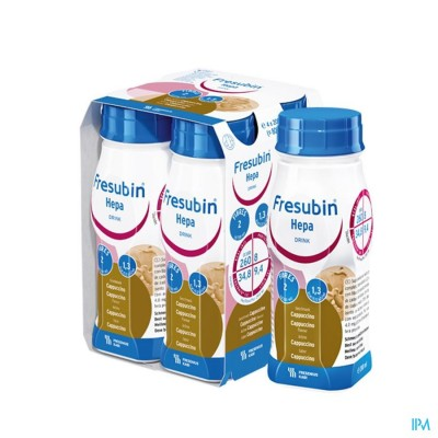 Fresubin Hepa Drink 200ml Cappuccino