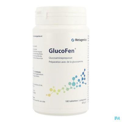 Glucofen Tabl 180 3136 Metagenics