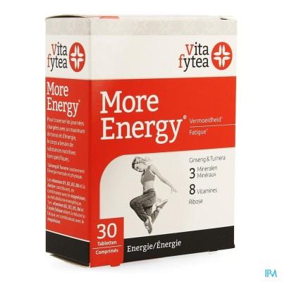 VITAFYTEA MORE ENERGY (B)      COMP  30