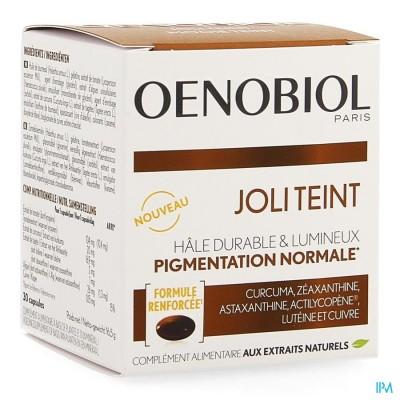 OENOBIOL MOOIE TEINT     CAPS 30 NF    CFR 4216420