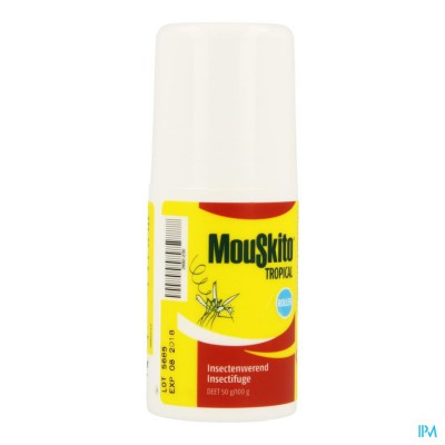 MOUSKITO TROPICAL ROLLER  75ML