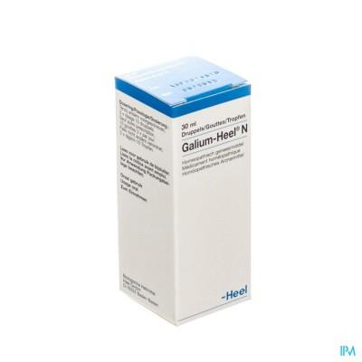 Galium-heel N Gutt 30ml Heel Cfr 0457-911