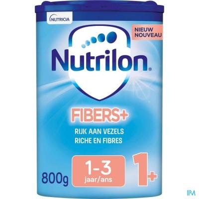 NUTRILON FIBERS+ 1+        PDR 800G