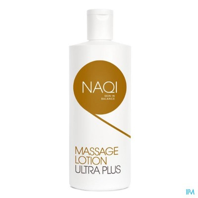 NAQI Massage Lotion Ultra Plus 500ml