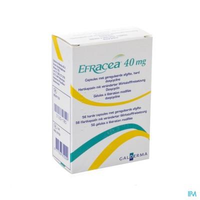 EFRACEA CAPS 56 X 40 MG