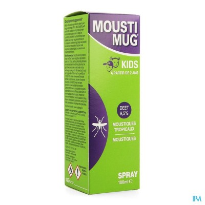 MOUSTIMUG KIDS SPRAY NF 75ML VERV.2394674