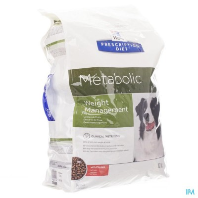 Prescription Diet Canine Metabolic 12kg