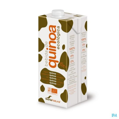 Soria rijstdrank met quinoa bio 1000 ml (per 3)