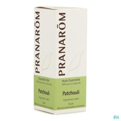 Patchouli Ess Olie 5ml Pranarom