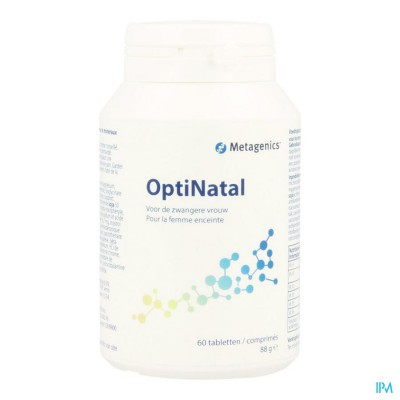 Optinatal Tabl 60 4243 Metagenics