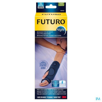 48462dab Futuro Nachtpolsbandage Aanpasbaar (13,3 - 22,9cm)
