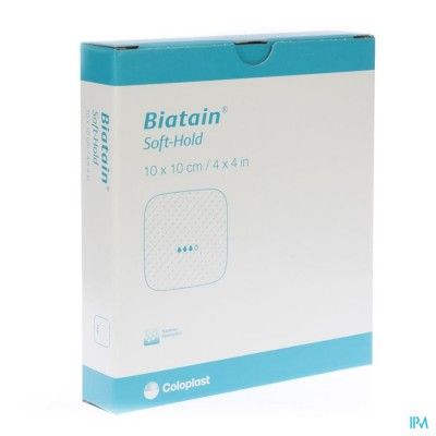 BIATAIN SOFT HOLD SCHUIMVERB  10,0X10,0CM  5 33470