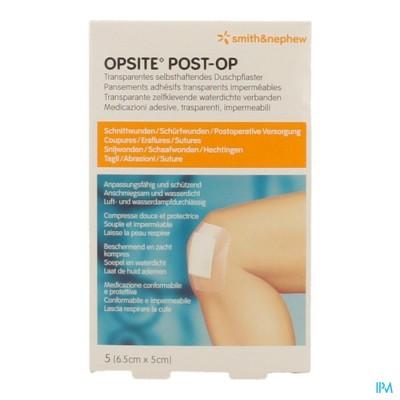 OPSITE POST OP N  6,5CMX 5,0CM   5 0313