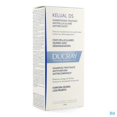 DUCRAY KELUAL DS SH A/ROOS 100ML