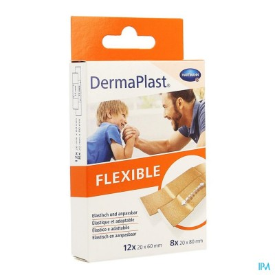 DERMAPLAST FLEXIBLE 2T 20