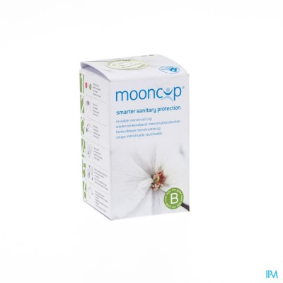 Mooncup Menstruatiecup Herbruikbaar Maat B 1