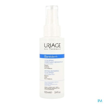 URIAGE BARIEDERM CICA SPRAY HERSTELLEND      100ML