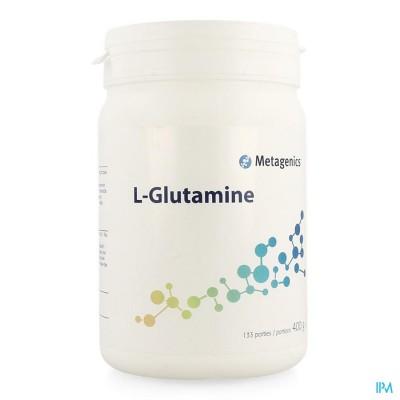 l-glutamine V2 Pdr Pot 400g 24021 Metagenics