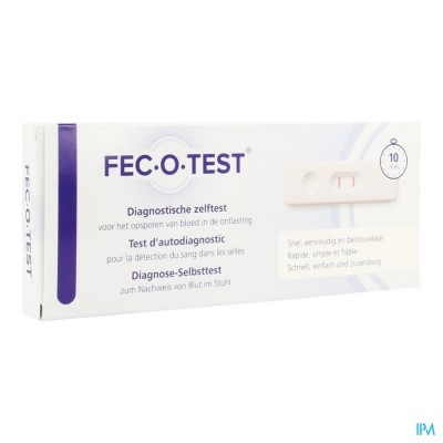 FECOTEST (1 TEST)