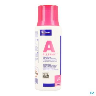 Allermyl Shampoo Allergische Huid 200ml