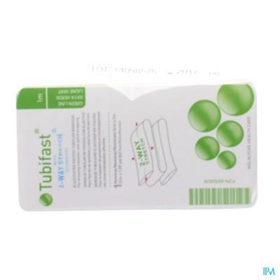 Tubifast Groen 5,00cmx 1m 1 2481
