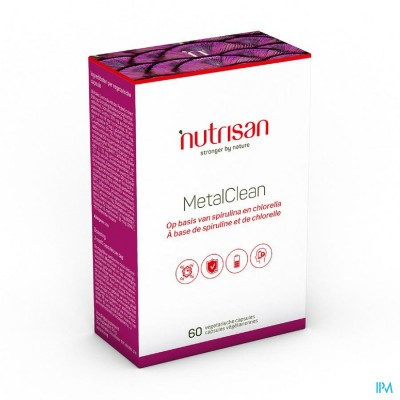 Metalclean V-caps 60 Nutrisan