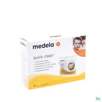 MEDELA QUICK CLEAN STERILISATIEZAK MAGNETRON 5