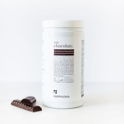 RAINPHARMA SHAKE STEVIA RAW CHOCOLATE 510G