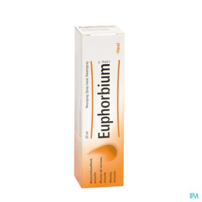 Euphorbium-heel Comp.s Spray 20ml Heel