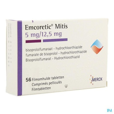 EMCORETIC MITIS 5/12,5 DRAG 56