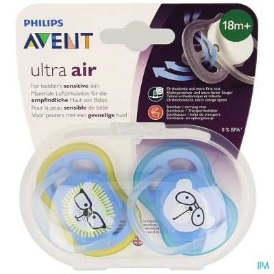 PHILIPS AVENT FOPSPEEN +18M AIR MIX 2