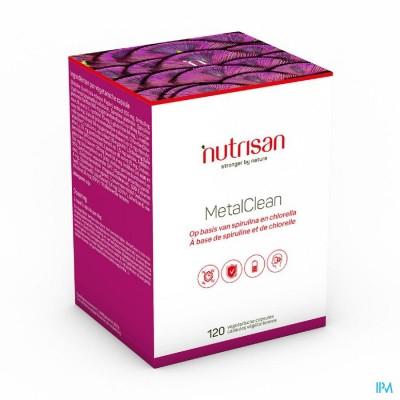 Metalclean V-caps 120 Nutrisan