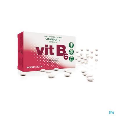 Soria Vitamine B6 retard 48 tabl.