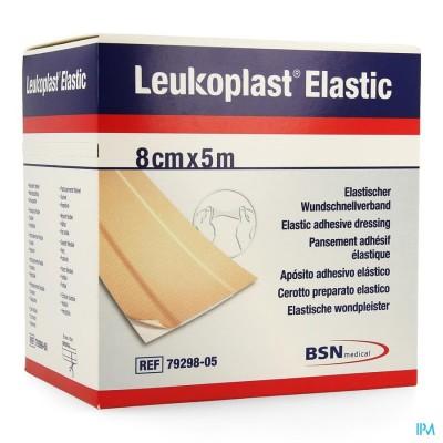 LEUKOPLAST ELASTIC 5MX8CM 1