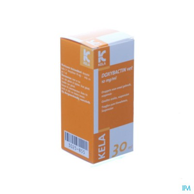 DOXYBACTIN VET 10MG/ML GOUT ORAL SUSP   30ML
