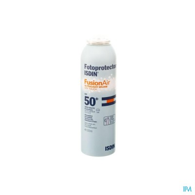 ISDIN FOTOPROTECTOR FUSION AIR IP50+  SPRAY  200ML