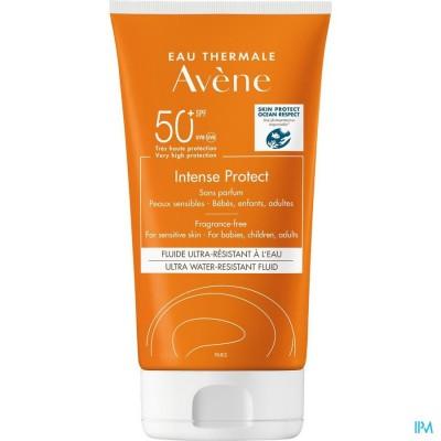AVENE SOL IP50+ INTENSE PROTECT 50+ FLUIDE   150ML