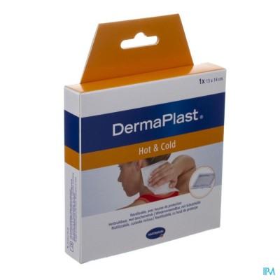 DERMAPLAST HOT&COLD PACK 13X14CM 1 5369110