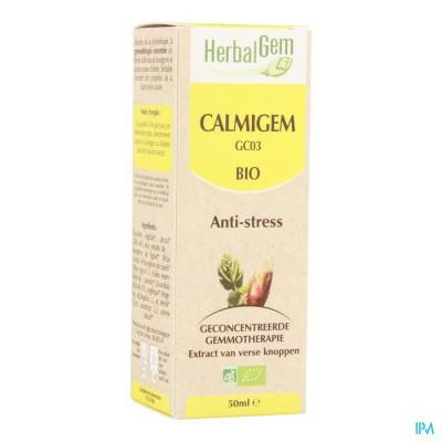 Herbalgem Calmigem Relaxerend Complex Gutt 50ml