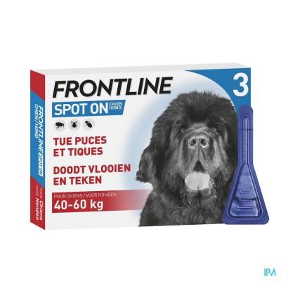 Frontline Spot On Hond 40-60kg Pipet 3x4,02ml