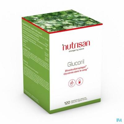 Glucoril  120 Caps Nutrisan