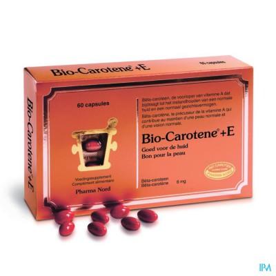 Bio-carotene + E Caps 60
