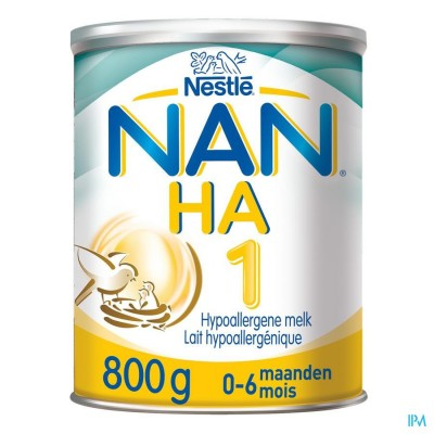 NAN OPTIPRO HA1 MELKPDR        800G