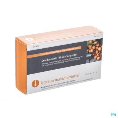 FYTOLEUM MULTIVITAMINERAL DUINDOORNOLIE   CAPS  60