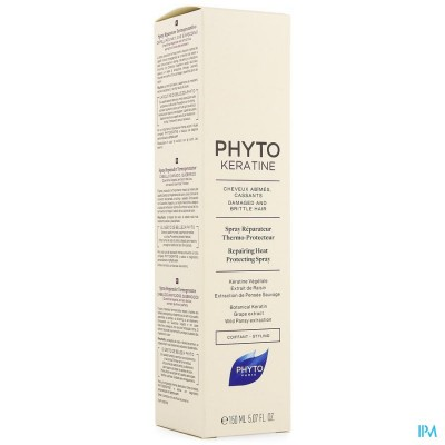 PHYTOKERATINE SPRAY        FL 150ML