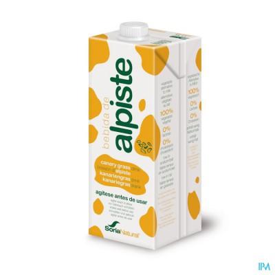 Soria Alpistedrank bio 1000 ml (per 3)