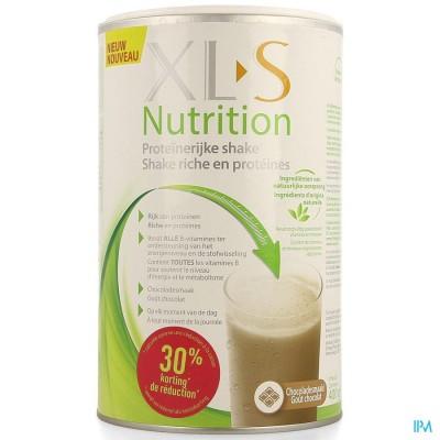 XLS NUTRITION PROTEINE CHOC 400G -30%