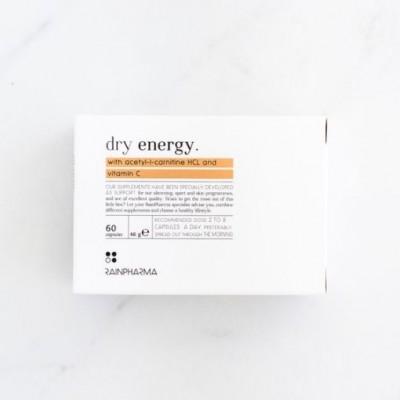 RAINPHARMA DRY ENERGY      CAPS  60